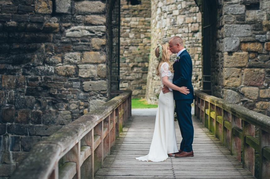 Wedding Of Natalie Matt At St Mary S Nicholas Church Bulkeleyhotel Llangoed Village Hall Beaumaris Anglesey 8th July 2017